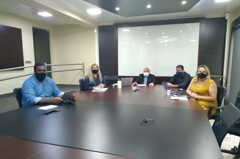 Comissão que trata da BRK Ambiental e da Ares-PCJ realiza primeira reunião